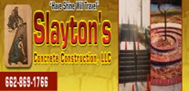 Slayton's Concrete Construction