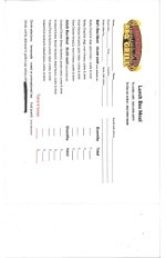 Bishop's BBQ Grill Order Form